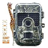 Digitale Hinterkamera,IP66 Wildlife Trail-Kamera...