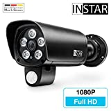 INSTAR IN-9008 Full HD schwarz / Außenkamera / IP...