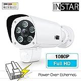 INSTAR IN-9008 (PoE Version) Full HD Weiss/IP...