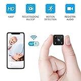 Mini Kamera FREDI WLAN HD 1080P Mini...