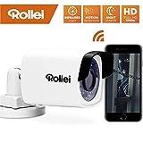 Rollei SafetyCam 200 | WLAN HD Überwachungskamera...