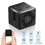 Mini Kamera, euskDE Full HD 1080P Tragbare Kleine...