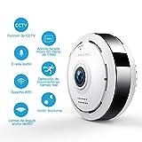 Fredi Überwachungskamera, 960p, HD, IP, WLAN,...