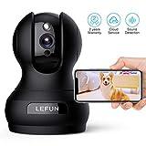Überwachungskamera Innen Wlan IP Kamera, Lefun...