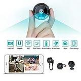 Innoo Tech Wireless Mini Kamera WiFi 1080P kleine...
