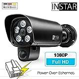 INSTAR IN-9008 Full HD (PoE) schwarz - PoE...