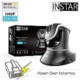 INSTAR IN-8015 Full HD (PoE) schwarz - PoE...