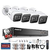 ANNKE E800 8.0MP Überwachungskamera System 4x...