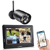 SEQURO Überwachungssysteme 720p HD mit 7 Zoll...