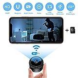 Mini Kamera 1080P HD Kleine WLAN Mini...