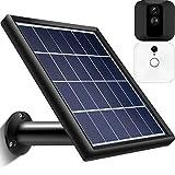 Solar Panel Energieversorgung Kompatibel mit Innen...