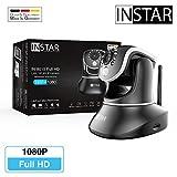 INSTAR IN-8015 Full HD schwarz - WLAN...