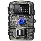 Victure Wildkamera 16MP 1080P Infrarot No Glow...